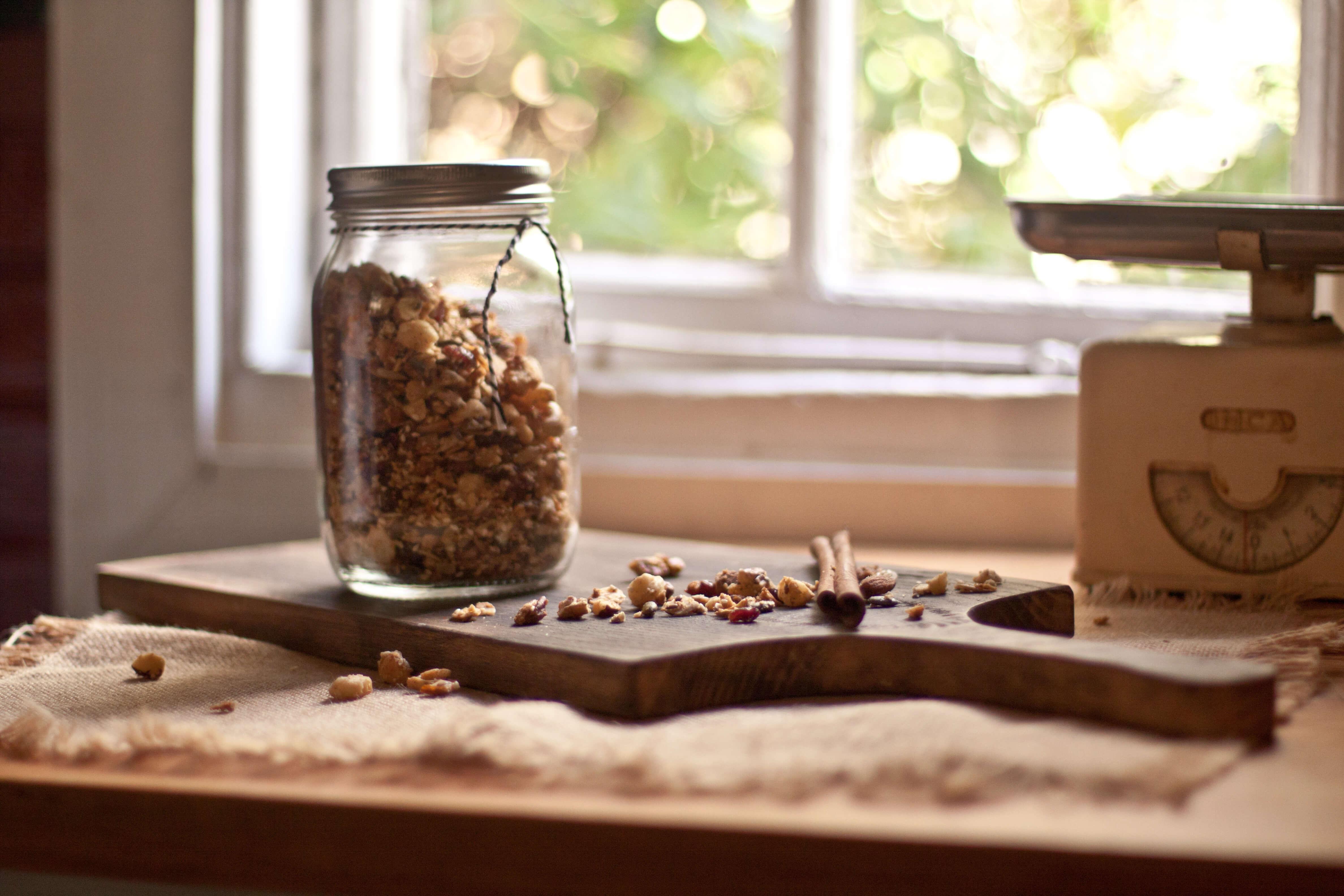 Grain Free Granola Clusters