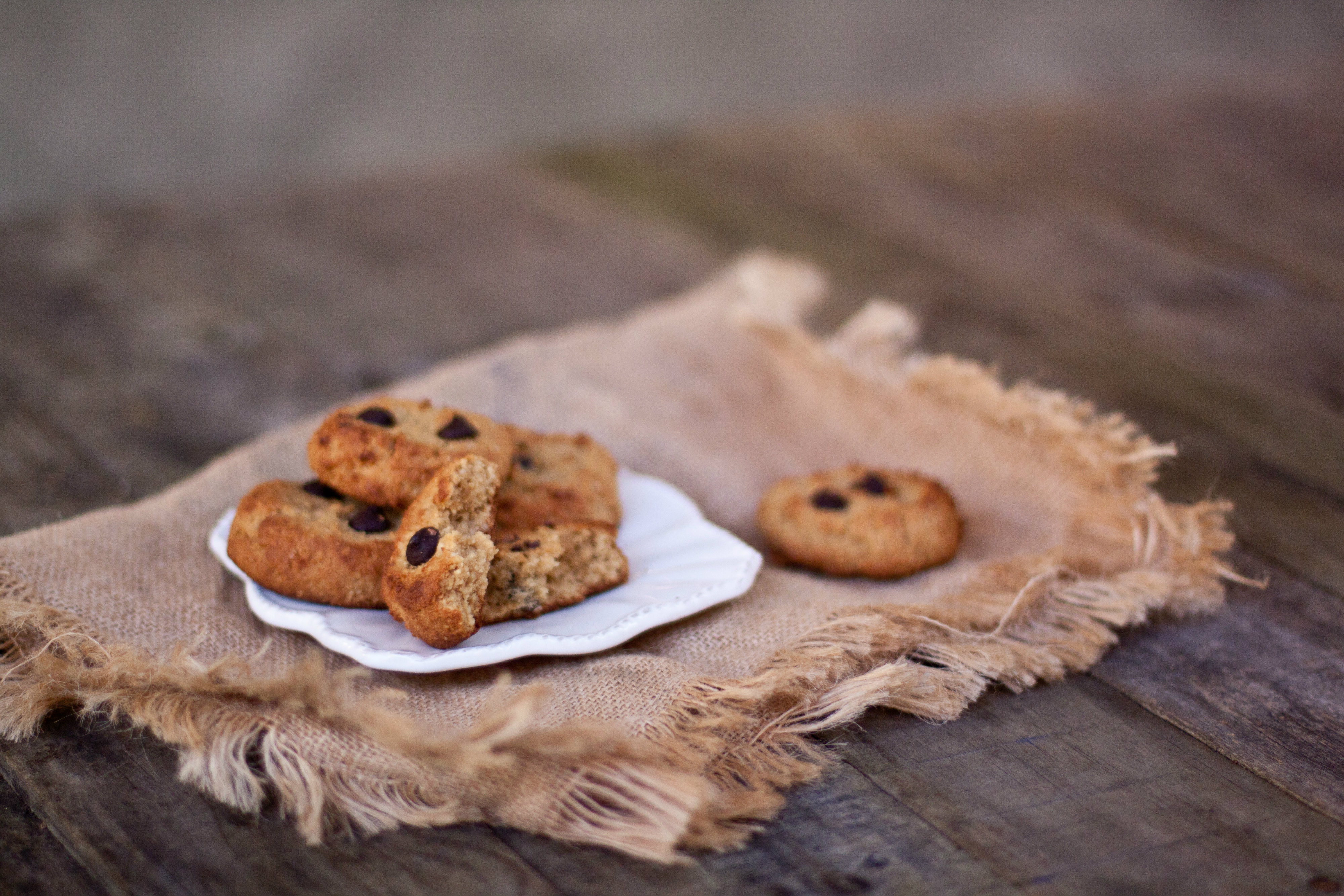 Paleo Choc Chip Cookies Recipe